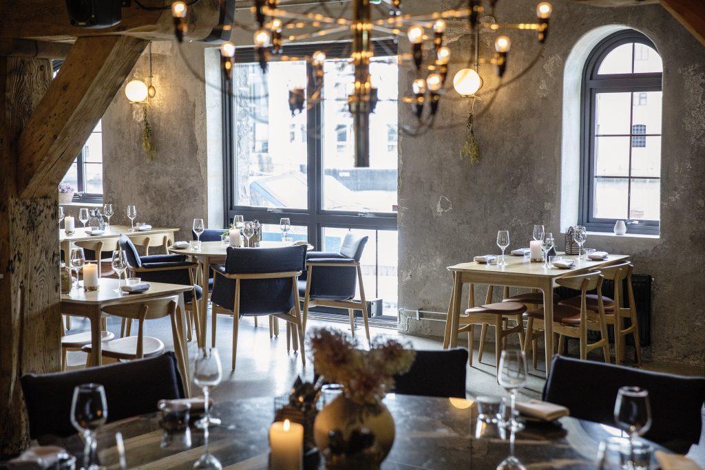 Restaurant Bro. Foto: Kristin Støylen