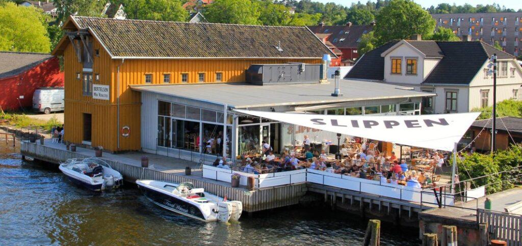 Sjømat restaurant