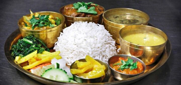 Nepalsk mat