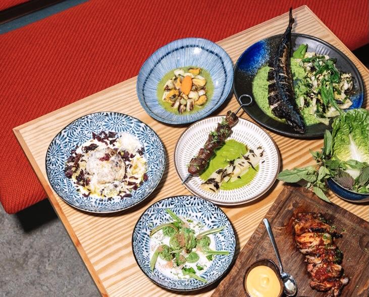 Oslo Katla restaurant