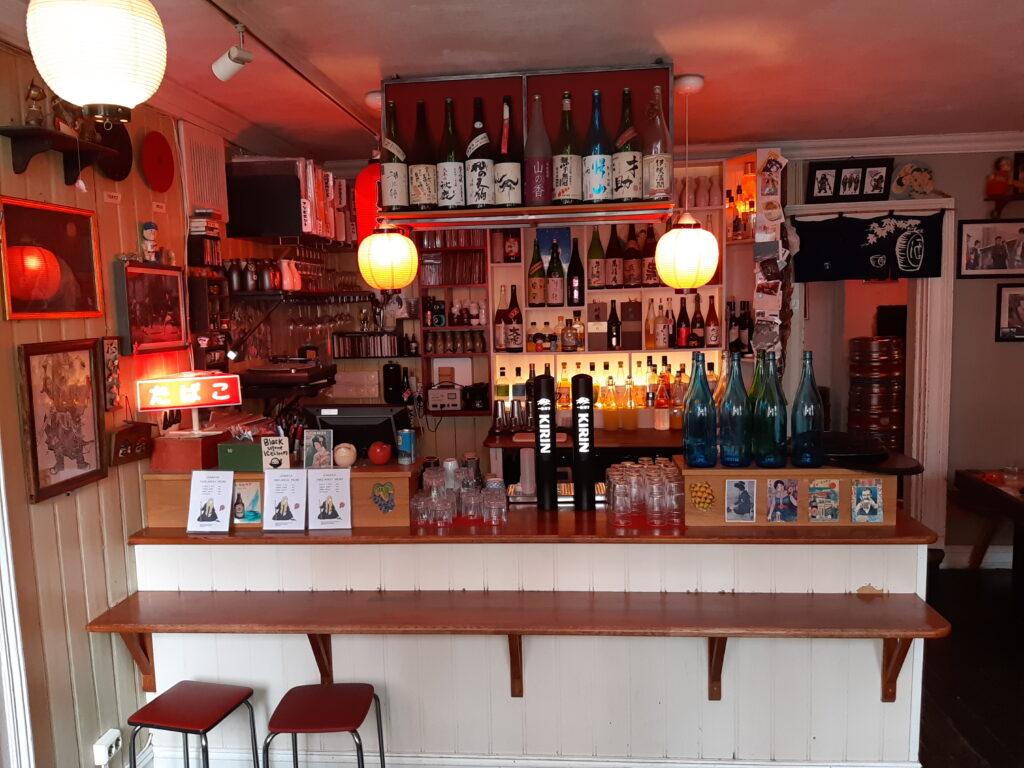 Oslo Izakaya restaurant
