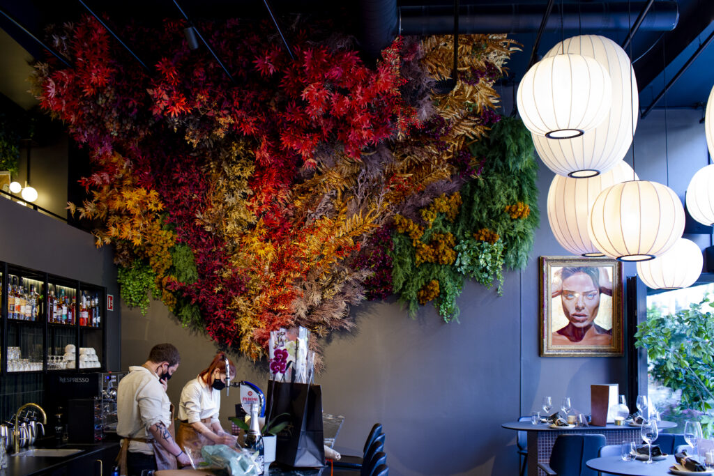 Oslo Basso Social restaurant